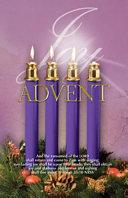 Advent Purple Sunday 3 Bulletin Regular 2008 Package Of 50