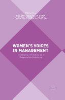 Women s Voices in Management