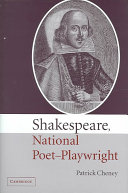 Pdf Shakespeare, National Poet-Playwright