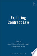 Exploring Contract Law