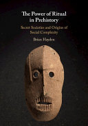 Pdf The Power of Ritual in Prehistory