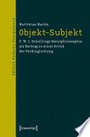 Objekt-Subjekt
