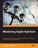 Mastering Apple Aperture Pdf/ePub eBook