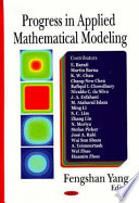 Progress in Applied Mathematical Modeling