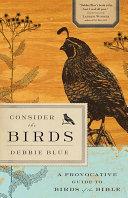 Consider the Birds