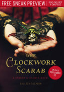 The Clockwork Scarab (Sneak Preview)