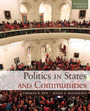 Politics in States and Communities Plus MySearchLab with EText    Access Card Package Book PDF