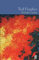 Cover of Birthday Letters