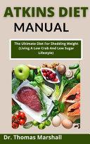 Atkins Diet Manual