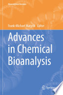 Advances In Chemical Bioanalysis Book PDF