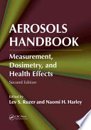 Aerosols Handbook Book