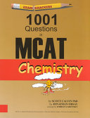 Examkrackers 1001 Questions in MCAT Chemistry