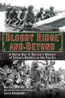 Bloody Ridge and Beyond ebook
