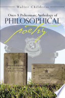 Once A Policeman Anthology of Philosophical Poetry
