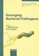 Emerging Bacterial Pathogens