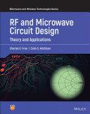 Rf And Microwave Circuit Design Book PDF