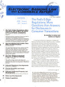 Electronic Banking Law and Commerce Report