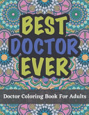 Doctor Coloring Book For Adults Book PDF