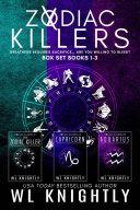 Zodiac Killer Box Set Books 1 3