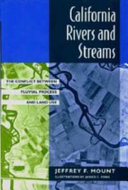 California Rivers and Streams