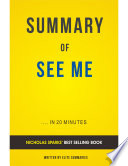 See Me  by Nicholas Sparks   Summary   Analysis