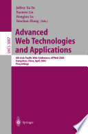 Advanced Web Technologies and Applications