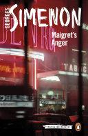 Maigret s Anger