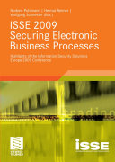 ISSE 2009 Securing Electronic Business Processes