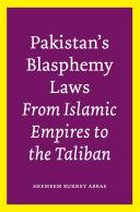 Pakistan   s Blasphemy Laws