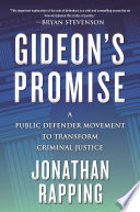 Gideon s Promise