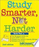 Study Smarter, Not Harder