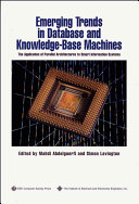 Emerging Trends in Database and Knowledge Based Machines