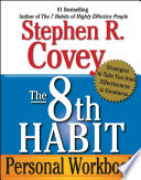 The 8th Habit Book