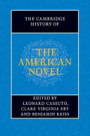 The Cambridge History of the American Novel ebook