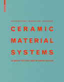 Ceramic Material Systems