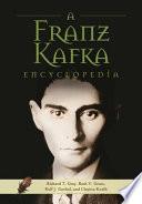 A Franz Kafka Encyclopedia
