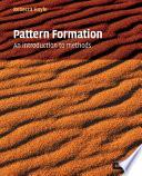 Pattern Formation
