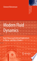 Modern Fluid Dynamics Book
