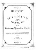 History of Wyoming County, N.Y.