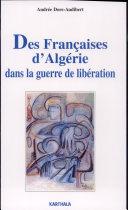 Pdf Des Françaises d'Algérie dans la Guerre de libération Telecharger