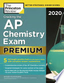 Cracking the AP Chemistry Exam 2020