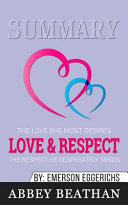Summary of Love & Respect