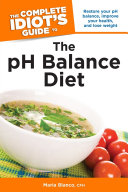 The Complete Idiot s Guide to the pH Balance Diet