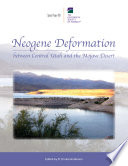 Neogene Deformation between Central  Utah and the  Mojave Desert