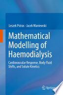 Mathematical Modelling of Haemodialysis