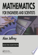 Mathematics For Engineers And Scientists Book PDF