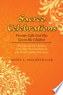 Sacred Celebrations Book
