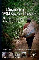 Diagnosing Wild Species Harvest [Pdf/ePub] eBook