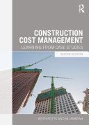 Construction Cost Management [Pdf/ePub] eBook