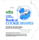 Cookie Monster s Book of Cookie Shapes